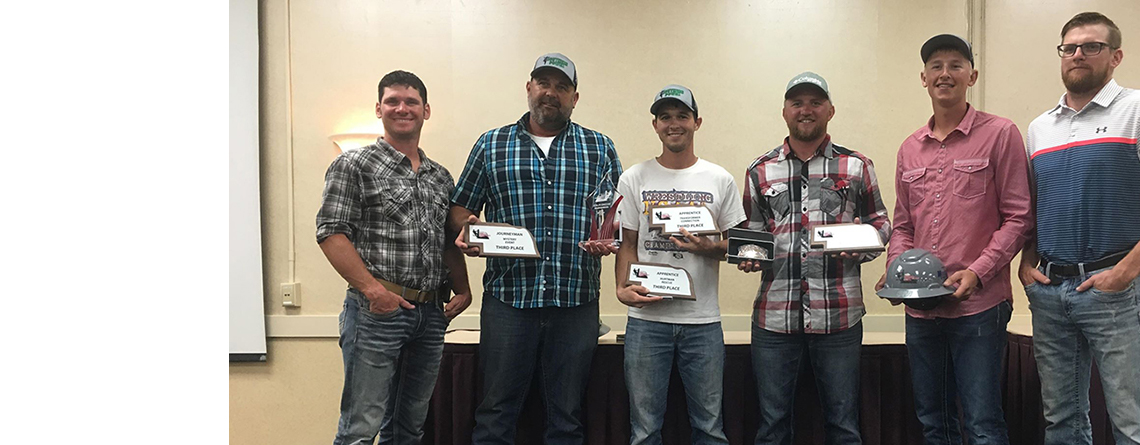 2018 Lineworker Rodeo Results