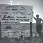 District 1R Sign, 1971