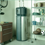 Heat Pump Water Heater Image
